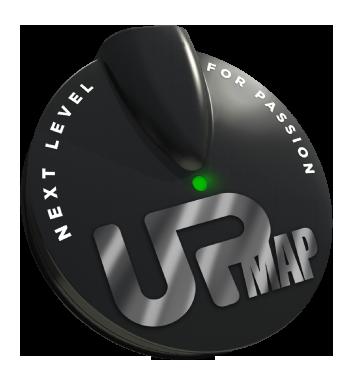 UpMap device by Termignoni