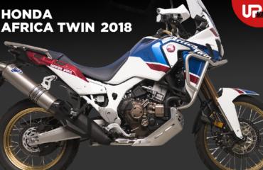 HONDA CRF1000L Africa Twin (2018)