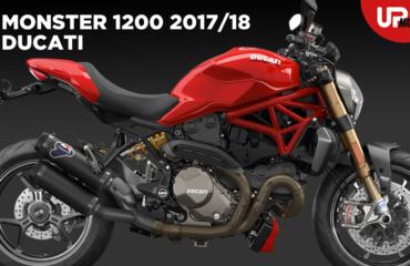 Ducati Monster S 1200 2017/2018