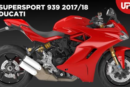 Ducati SuperSport 939 S 2017/2018