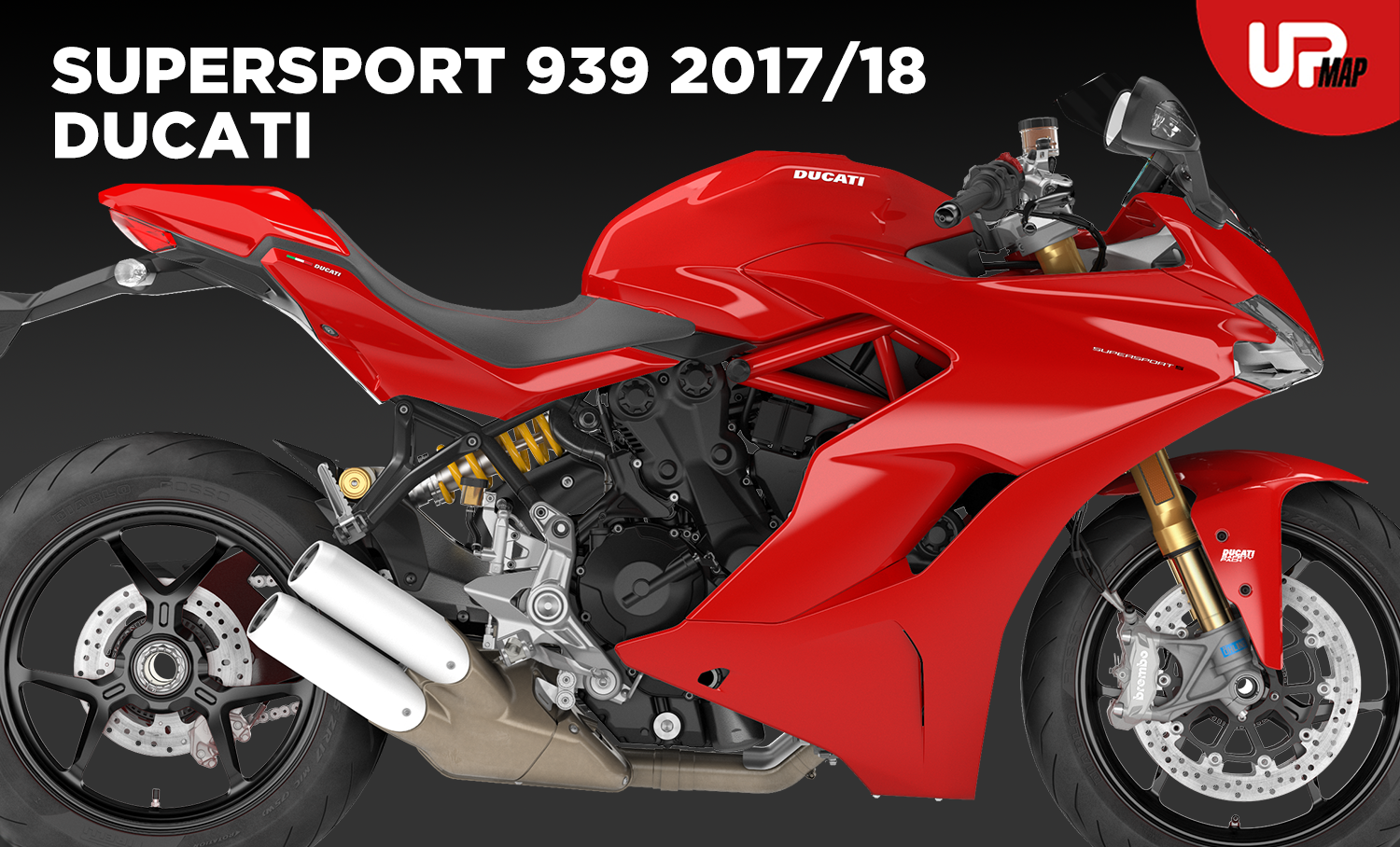 Ducati SuperSport 939 S 2017/2018
